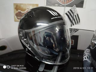 casco jet MT