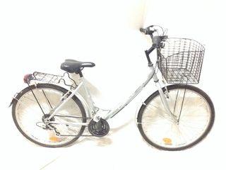 Bicicleta paseo agece urban 18