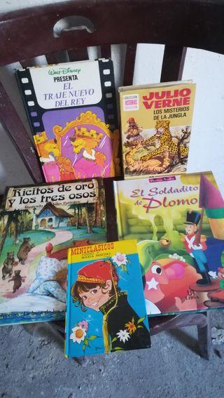 5 libros infantiles y juveniles