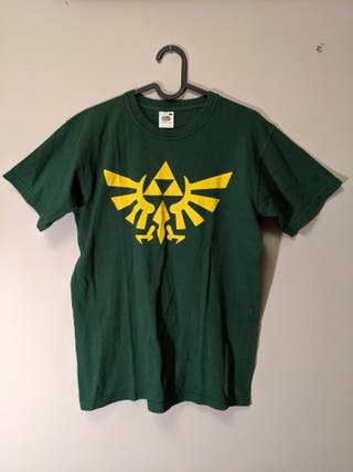 Camiseta The Legend of Zelda S