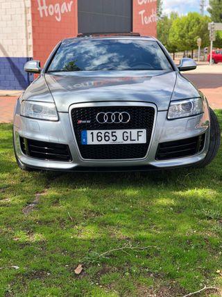 Audi RS6 5.0 V10 TFSI 580CV
