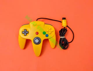 Mando Amarillo Nintendo 64