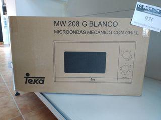 Microondas Teka MW208G blanco