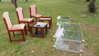 mesas laterales