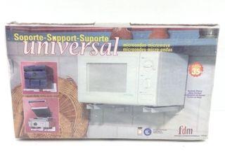 Hogar cocina fdm soporte microondas