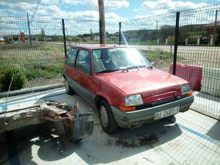 Renault supercinco 1985