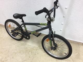 Bicicleta BMX Btwin segunda mano