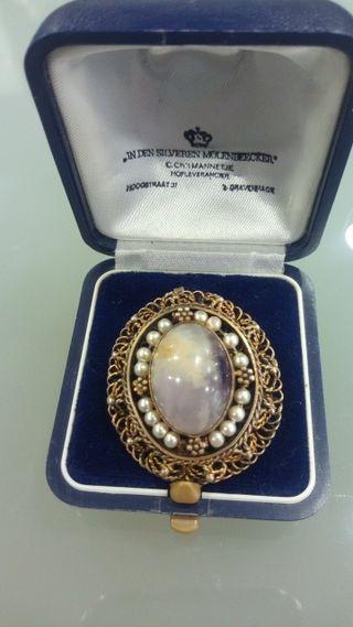 8adc93999d37 Joyas de oro de segunda mano en la provincia de Girona en WALLAPOP