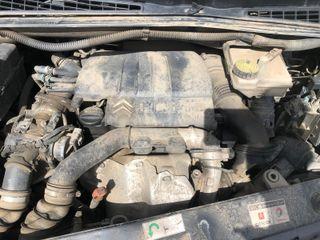 Motor citroen peugeot 1.6 HDI 9HX 90cv