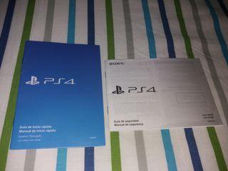 Guías de PS4