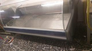 Mostrador frigorifico nevera