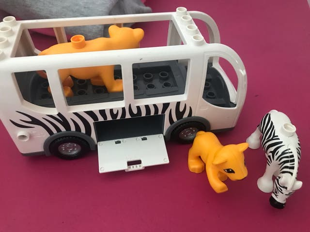 Autobus Lego de segunda mano por 5 € en Cuarte de Huerva en ...