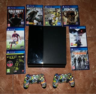 Play station 4-ps4