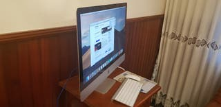"Imac 27"" Impecable,core i5,16Gb de ram"