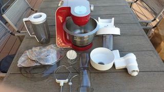 Robot de cocina Bosch MUM58L20