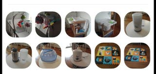 Pack bebé: 5 productos( juntos o por separado)