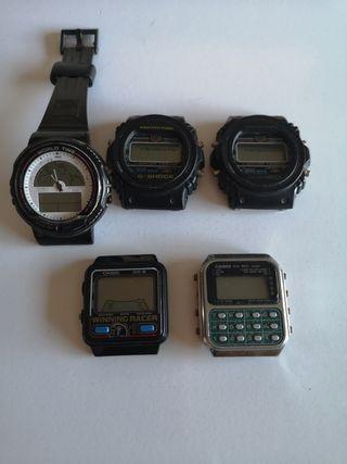 f456d6681f1d Reloj Casio con juegos de segunda mano en WALLAPOP