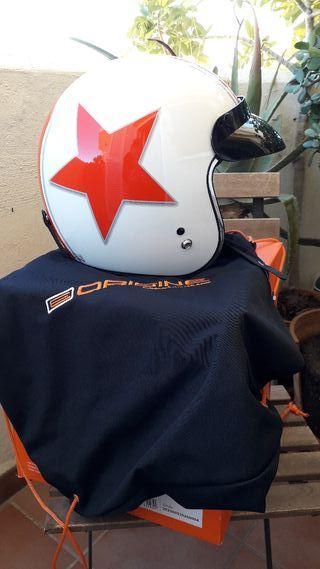 Casco ORIGINE M moto custom cafe racer