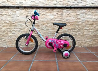 Bicicleta niña 3 a 5