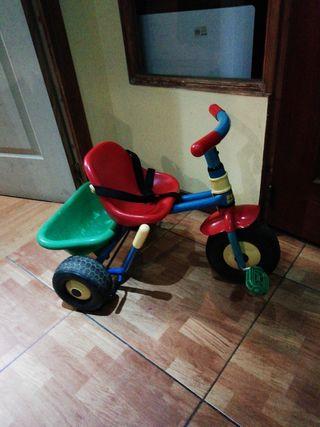 triciclo niño