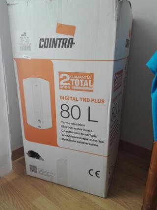 calentador electrico cointra 80 litros