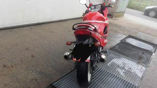 Moto Suzuki 600gsx f 600cc