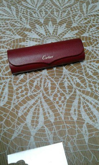 Funda gafas Cartier