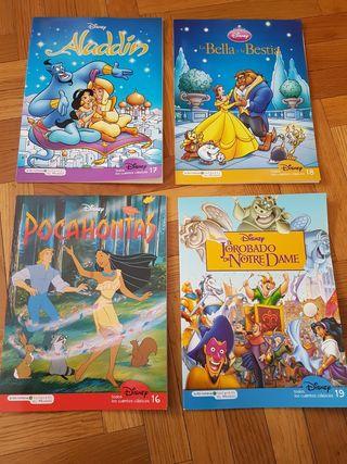 4 Comics Princesas