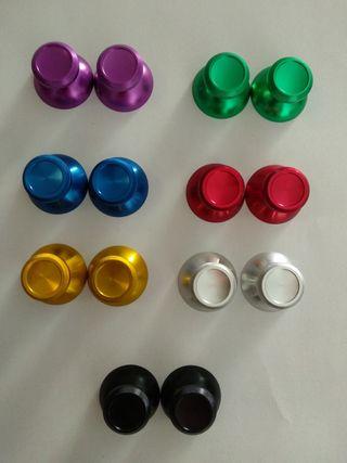 joysticks de aluminio ps4,xbox one,ps3,360
