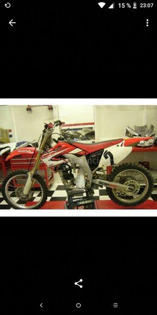 despiece crf 450 2007