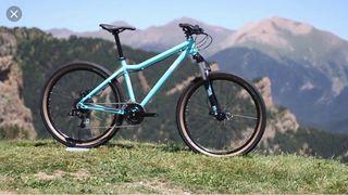 Bicicleta Commençal El Camino Girly 2013