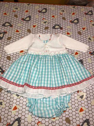 Jesuito/vestido yoedu 18 meses verano