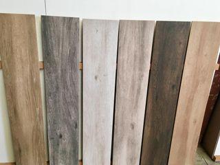 Pavimento porcelanico imitación madera 23x120