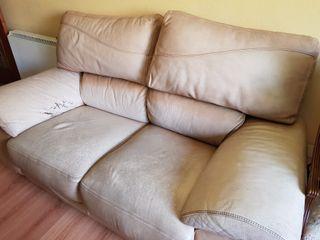 Sofa piel 3+2