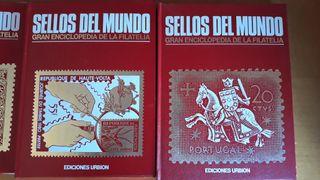 Coleccion sellos