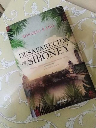DESAPARECIDA EN SIBONEY Nuevo