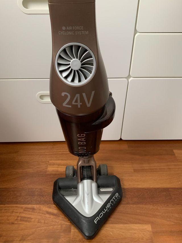 Aspiradora ROWENTA AIR FORCE 24V