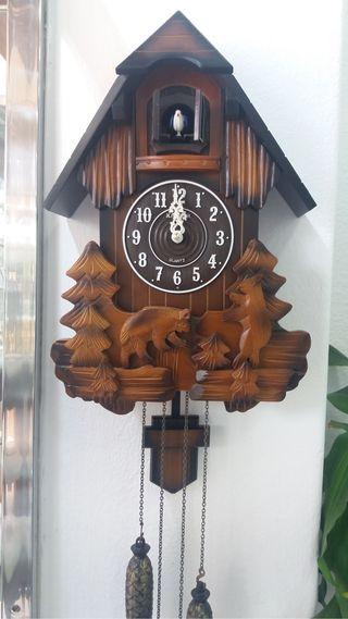 Reloj pared Cucu