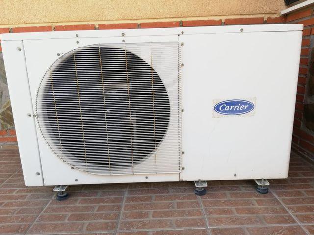 Vendo compresor de aire acondicionado