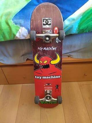 Skate Toy Machine