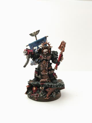 Capellán Exterminador 40K