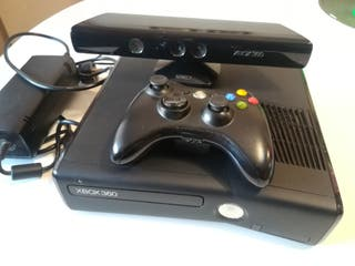 Lote XBOX 360+KINECT
