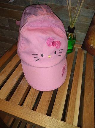 gorra Hello Kitty