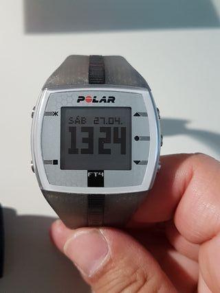 reloj Polar +pulsometro