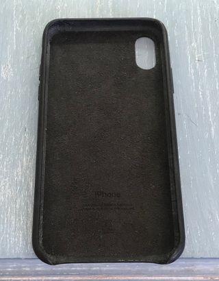 Funda original de cuero Iphone xs