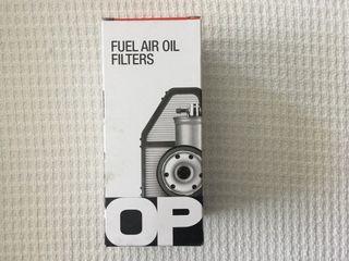Filtro aceite golf 4