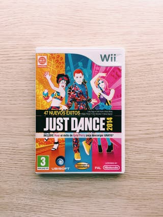 Juego Wii: JUST DANCE 2014
