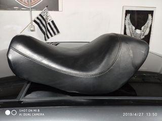 Asiento monoplaza Harley Davidson