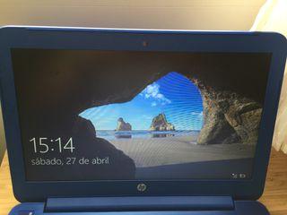 Notebook portátil HP Stream azul