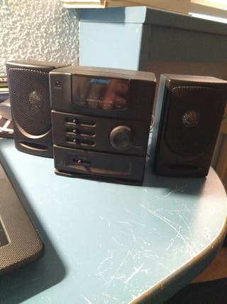 Mini cadena / radio